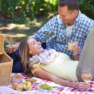 Gourmet Picnic Lunch – Hired Items